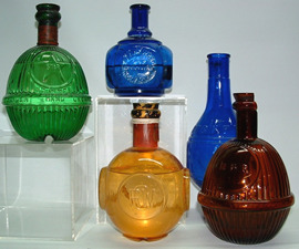 Click photo to see larger pic of Fire Grenades Bottles