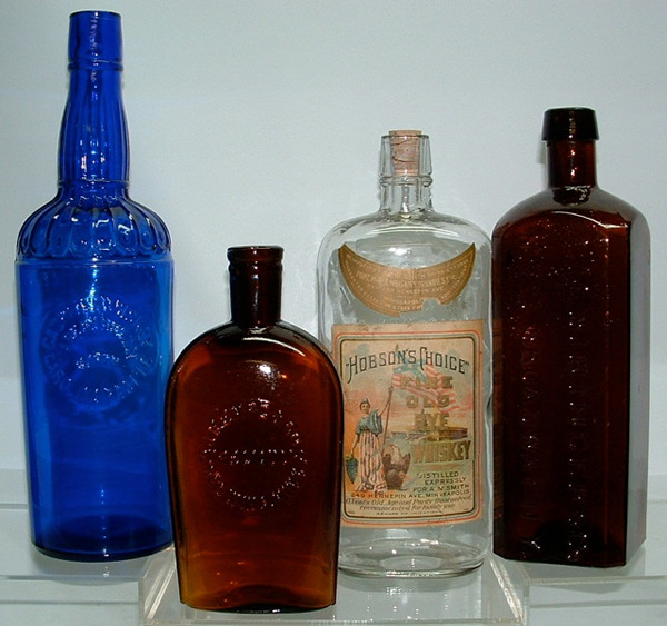 Collectible Bottles & Antique Bottles